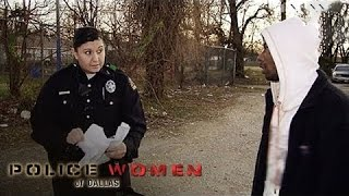 Homeless Man is More than Meets the Eye | Police Women of Dallas | Oprah Winfrey Network