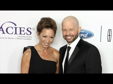 Jon Cryer and Lisa Joyner 43rd Annual Gracie Awards Gala Red Carpet