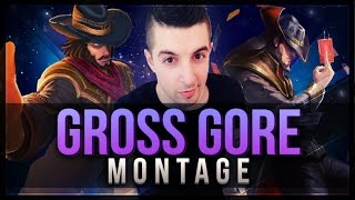 "Gross Gore Montage ""Best Twisted Fate EUW"" 