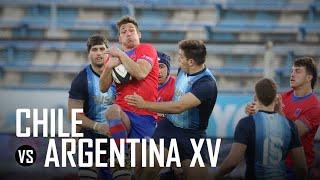 SAR - Amistoso | Highlights Chile 25 vs Argentina XV 24