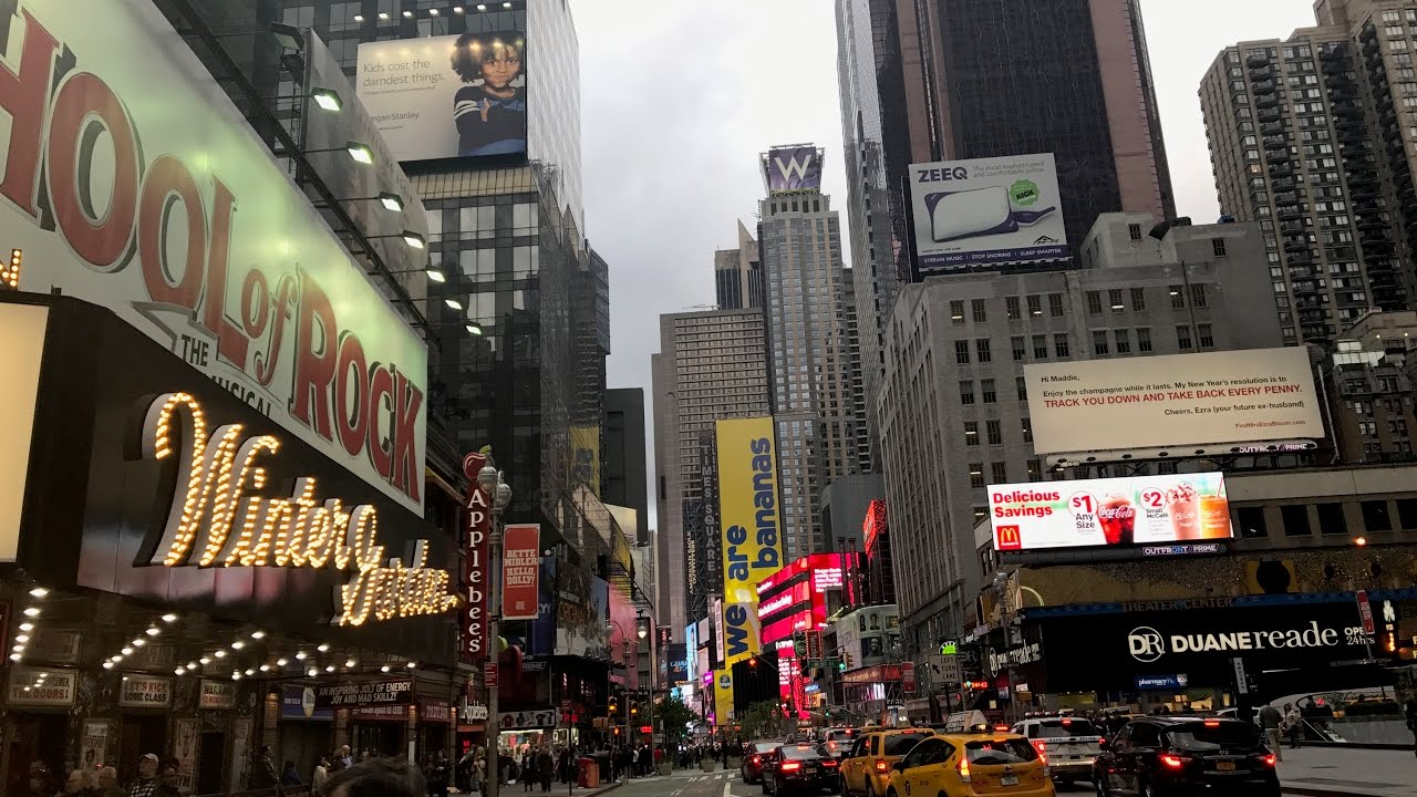 whtc new york trip 2017 youtube