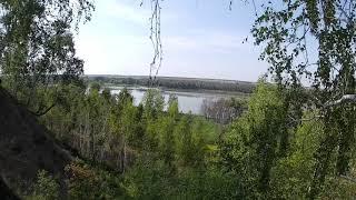 Танкер Урал на реке Иртыш/Ural tanker on the Irtysh river
