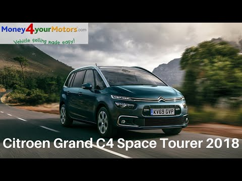 Citroen C4 Grand SpaceTourer 2018 road test and review