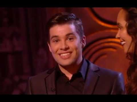 Joe McElderry - Week 5 Popstar To Operastar - Granada