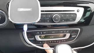 Renault Scenic III 2 рестайлинг.  Видео для объявления