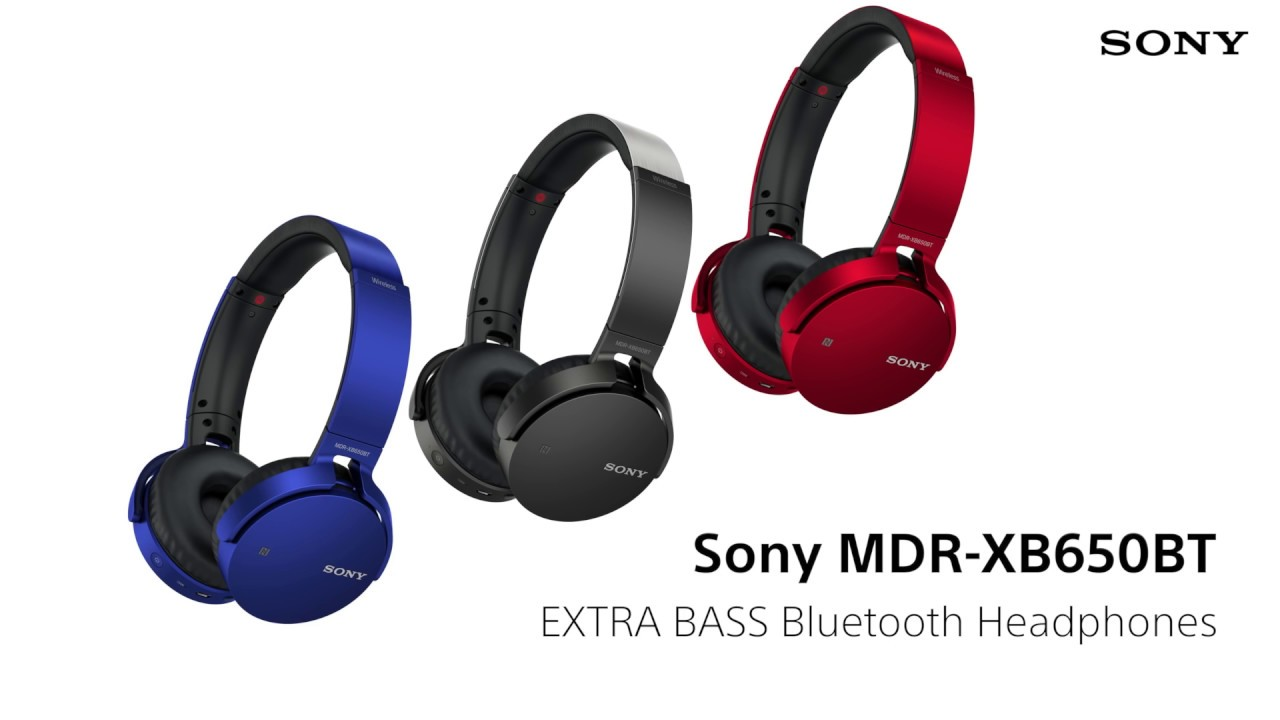 02abea3cd19 Sony MDR-XB650BTR Extra Bass Bluetooth Headphone (Red) | Bluetooth  Headphones | Headphones & Earphones | Audio & Video | Croma Electronics |  Online ...