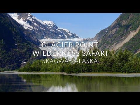 Glacier Point Wilderness Safari - Skagway, Alaska   Landmark Adventures