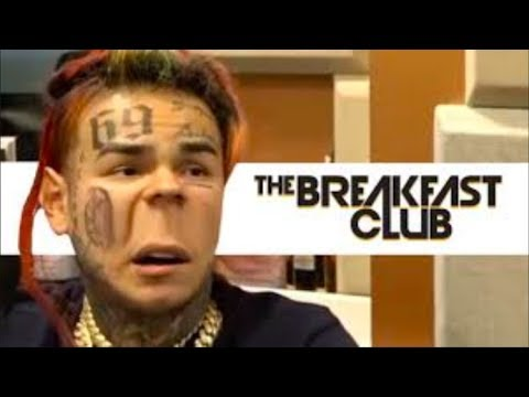 6IX9INE Explains why his NUTS HANG