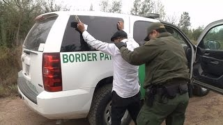 Border patrol pray Trump will come good on immigration