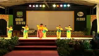 Tari Kreasi Awang Memikat - Sanggar Selembayung Tanjungpinang Prov. KEPRI