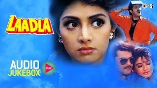 Laadla audio songs jukebox | anil kapoor, sridevi, raveena tandon, anand milind
