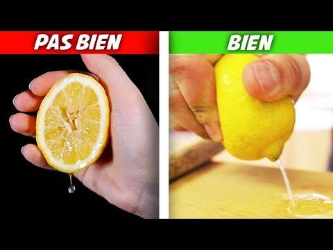 FOOD HACK : 5 ASTUCES CUISINE À CONNAÎTRE ! (DIY FACILE)