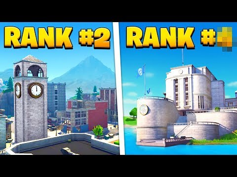 10 Most LOVED Fortnite Maps OF ALL TIME!