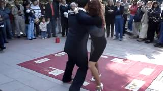 Tango Milonga in Buenos Aires, Street Tango Argentina