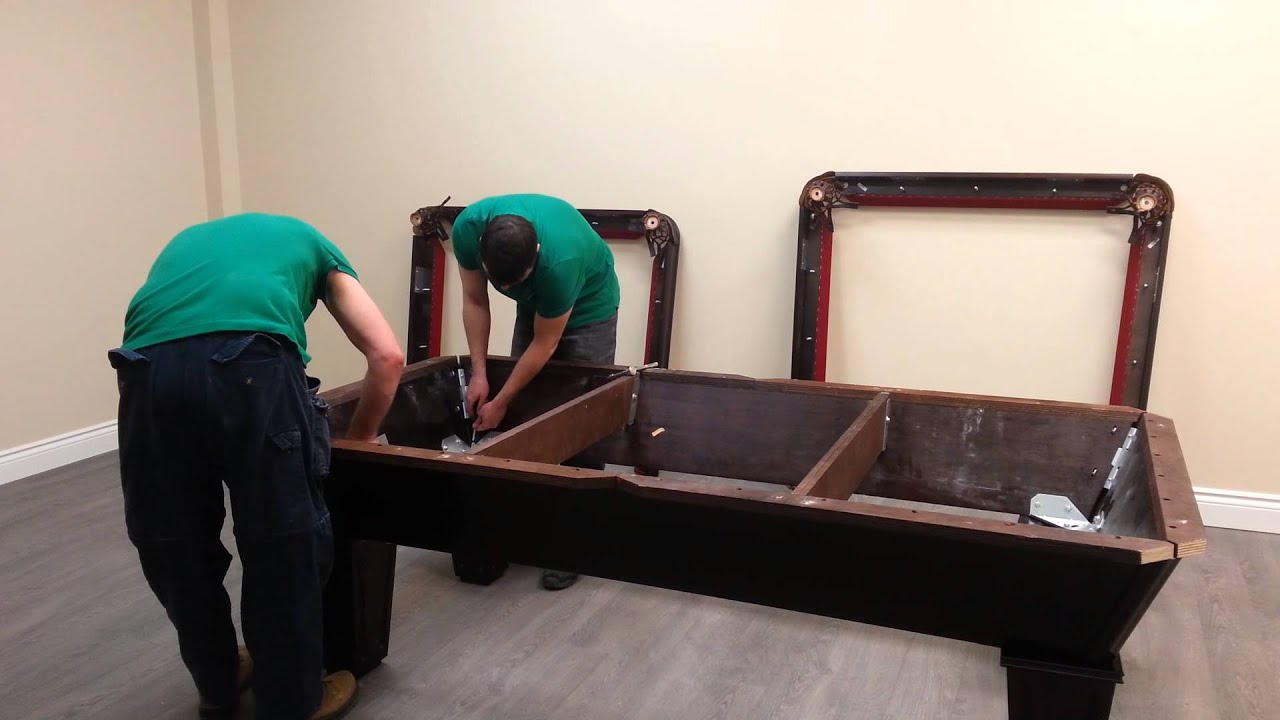 Barrie Pool Table Moving YouTube - Pool table movers near me
