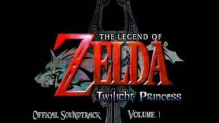 Twilight Princess - Entrance to the Temple of Time