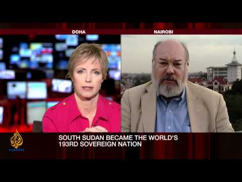 Inside Story - South Sudan and the challenges ahead