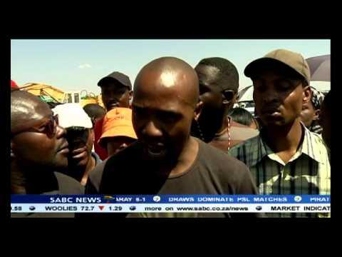 Download The Bekkersdal township in Westonaria Gauteng remains volatile.