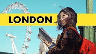 2分钟带你解锁伦敦地标!丨旅行短片丨LONDON丨Sony a6500