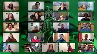 Coro Haydéa Moraes - Concede Tua Paz (online)