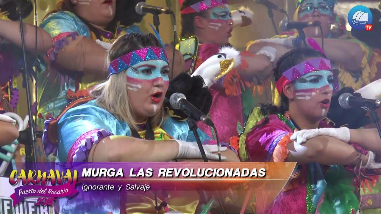 Concurso Insular de Murgas 2018 - Las Revolucionadas