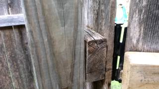 Upgrade Your Fence Gate. Gate Repair