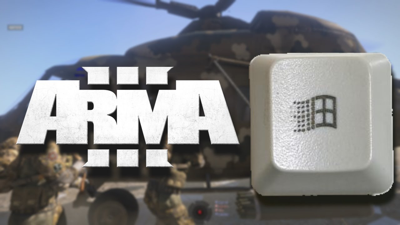 Arma 3: Better Key Bindings, Revisited - YouTube