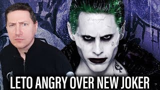 Jared Leto Angry Over New Joker Movie
