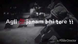 Sad video song ye dil kyu toda -