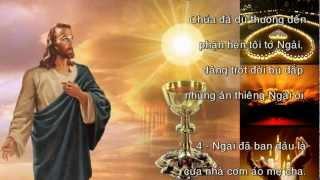 Ngài Đã Thương Ban (Hồng Trần) - Ca đoàn Ngôi Ba