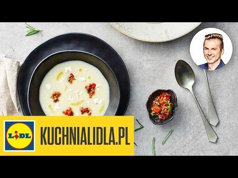 Zupa Porowo Ziemniaczana Karol Okrasa Przepisy Kuchni Lidla