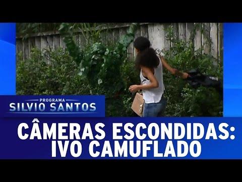 Ivo Camuflado | Câmeras Escondidas (07/05/17)