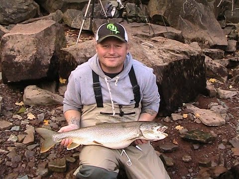 Ep.8 Float fishing the Niagara river for steelhead