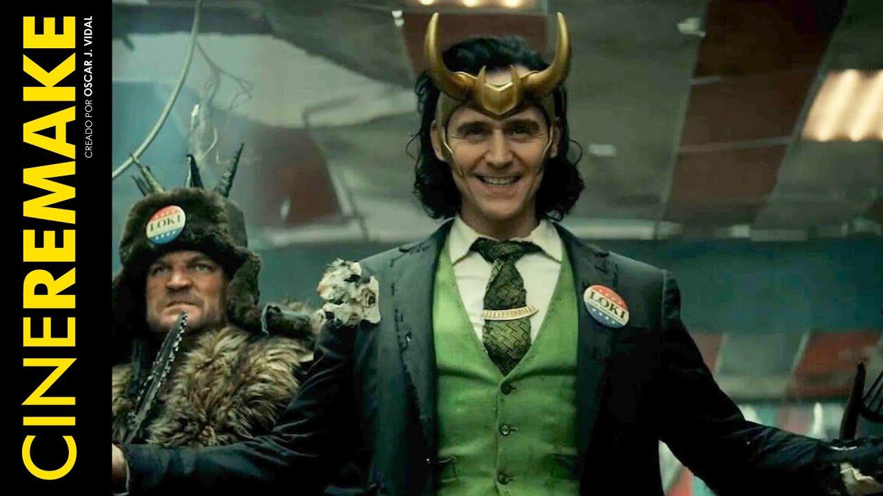 6 trucos y bromas inolvidables de LOKI | Cine Remake