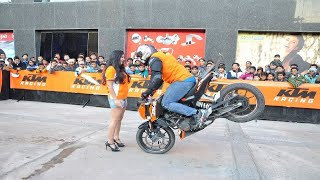 Impossible KTM Stunt Show 2018   New Awesome Stunt   Must Watch  HD