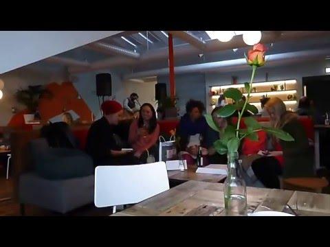 Live Music at Loft Hostel in Reykjavik, Iceland