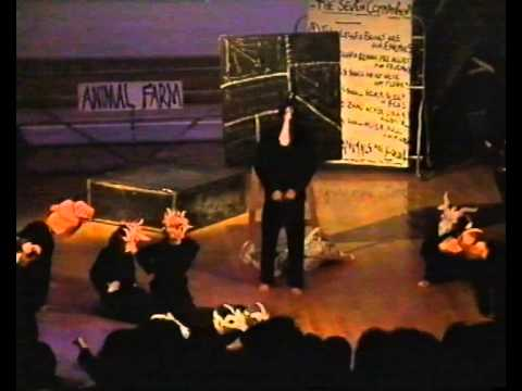 Animal Farm (1990) - Roundabout Theatre Company