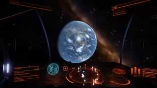 Elite: Dangerous 1.03 - Procyon And A Tour Of The Solar System (PC) 1080P HD