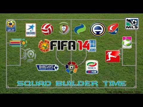 FIFA14 | SQUAD BUILDER TIME #8 | LIGUE 1 LOW COST | ...