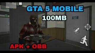 CÁCH TẢI GTA 5 MOBILE CHỈ 100MB CHO MÁY YẾU