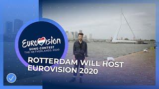 Duncan Laurence: Songfestival 2020 naar Rotterdam Ahoy