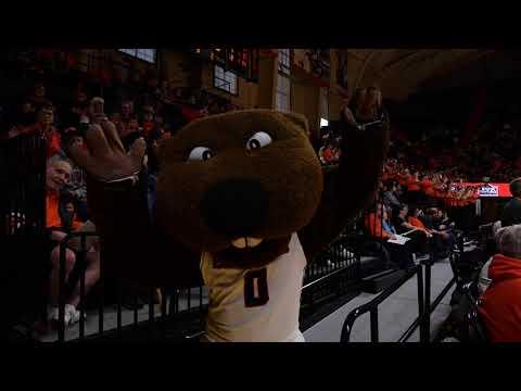 Oregon State Beavers - Beavers blast Bakersfield 92-52 with 16-three pointers!!!