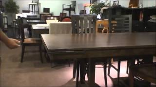 Jamco - Table And Chair - Draw Leaf Table
