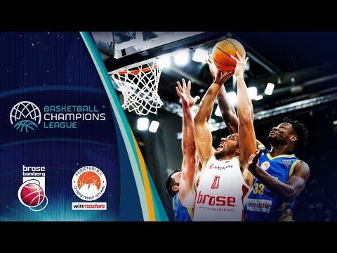 Brose Bamberg V Peristeri Winmasters – Highlights – Basketball Champions League 2019-20