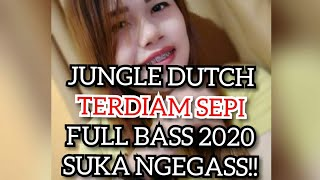 DJ TERDIAM SEPI | JUNGLE DUTCH FULL BASS 2020 SUPER NGEGASS!! SPECIAL REQ NURAIDA MANJE