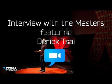 Interview With the Masters | Featuring Derick Tsai