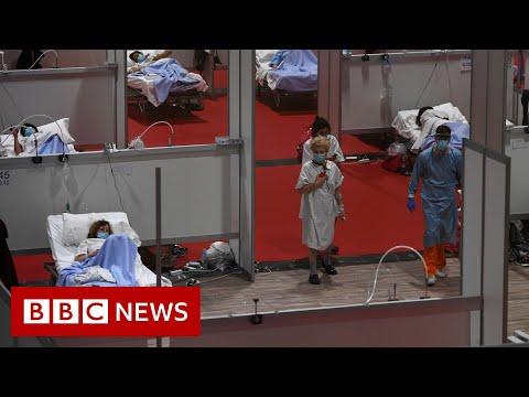 Coronavirus: More Than 10,000 Lives Lost In Spain - BBC News