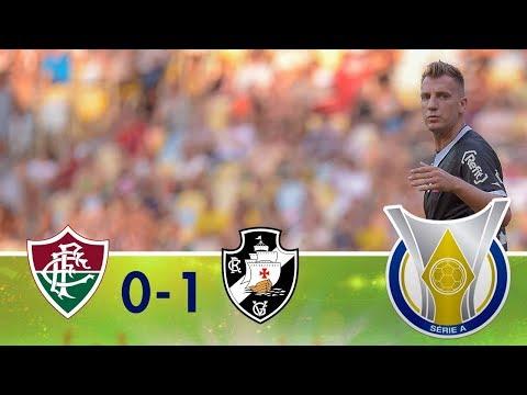 Melhores Momentos - Fluminense 0 x 1 Vasco - Campeonato Brasileiro (03/11/2018