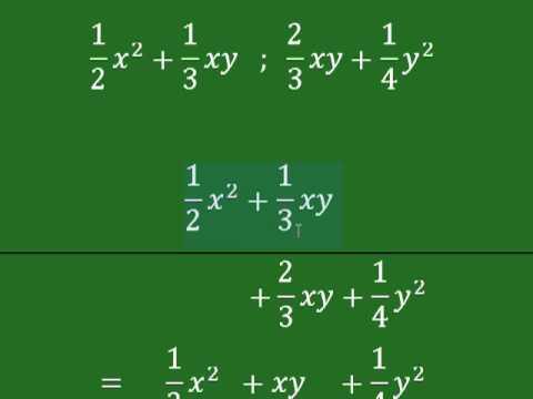 Algebra basica parte 22; suma de polinomios con