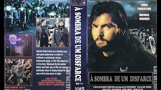 À Sombra de um Disfarce 1993 - VHS  -  Charlie Sheen